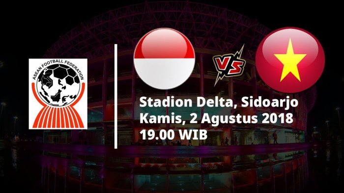 Photo of Live Streaming AFF U-16 2018 Vietnam Vs Indonesia